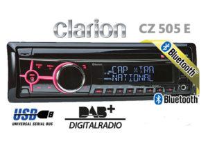 купить Автомагнитола Clarion CZ505E в Симферополе